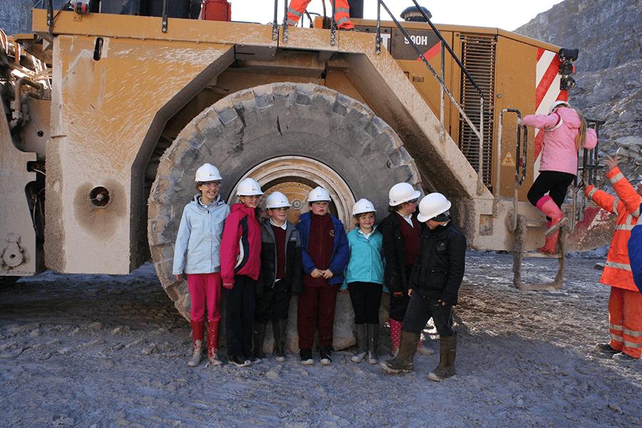 Digger Wheel